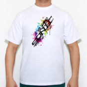 SuperSonic - Camiseta calidad 180 gr/m2 Russell 180