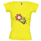 Flower girl - Camiseta Melrose