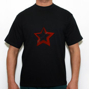 Bad Star 2 - Camiseta calidad 180 gr/m2 Russell 180