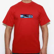 Scratching - Camiseta calidad 180 gr/m2 Russell 180