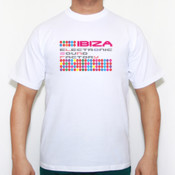 Ibiza Sound Fctory - Camiseta calidad 180 gr/m2 Russell 180