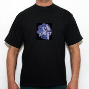 Juego abstracto - Camiseta calidad 180 gr/m2 Russell 180