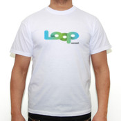 Loop single - Camiseta etiqueta blanca Russell ZT150