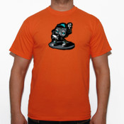 STEREO RAPPER - Camiseta Fruit of The Loom  Valueweight